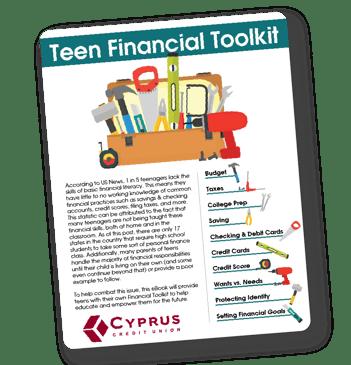 Teen Financial Toolkit