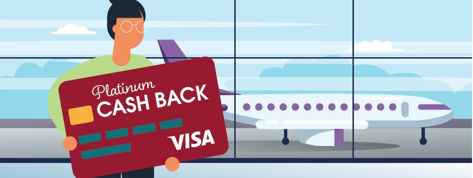 Visa Platinum Cash Back